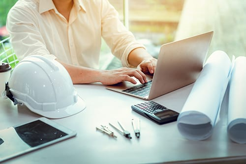 professional contractor invoicing